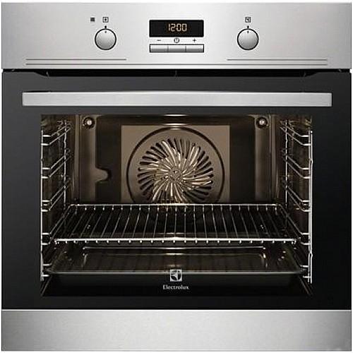 מודרני תנור אפיה בילד אין פירוליטי ELECTROLUX אלקטרולוקס E0C3430COX IS-82