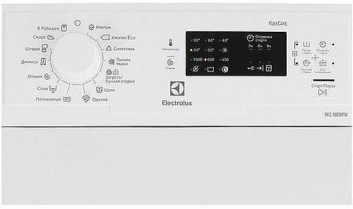 הוראות חדשות מכונת כביסה Electrolux EWT1062IDW אלקטרולוקס   מכונת כביסה   נקיון FA-07