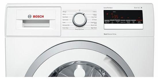הוראות חדשות מכונת כביסה פתח קידמי Bosch WAN28201GB 8 ק''ג בוש | מכונת QI-26